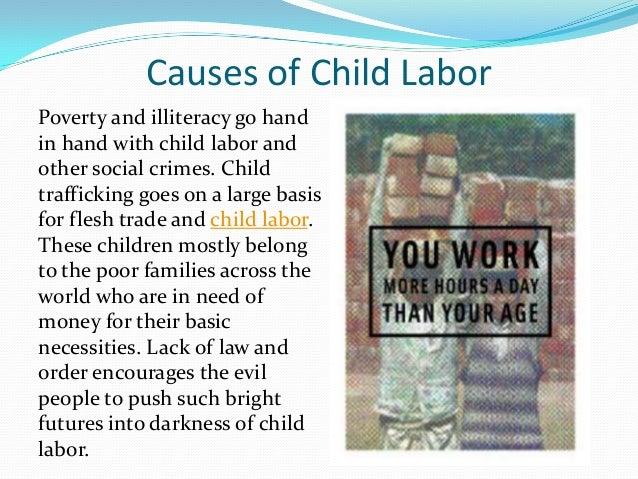 Thesis child labour pakistan