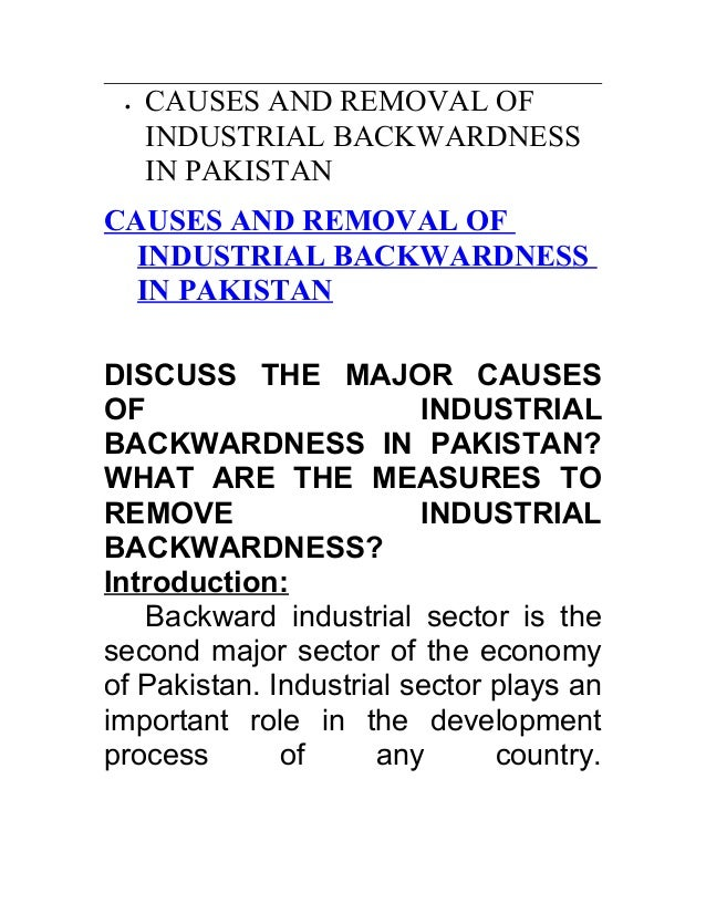 Essay on rising inflation in pakistan