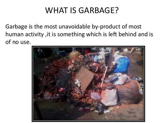 what are the causes and effects of garbage crisis This particular problem (i call it mid-life-crisis) seems to come up fairly often so i thought i'd write up some general advice on it the symptoms go something like this: there is a server.