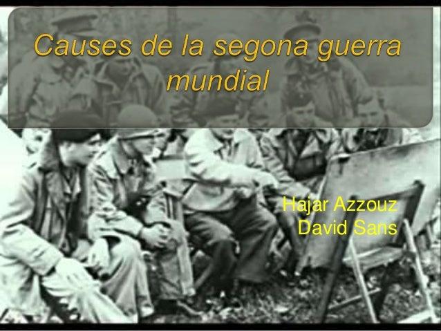 Hajar Azzouz David Sans