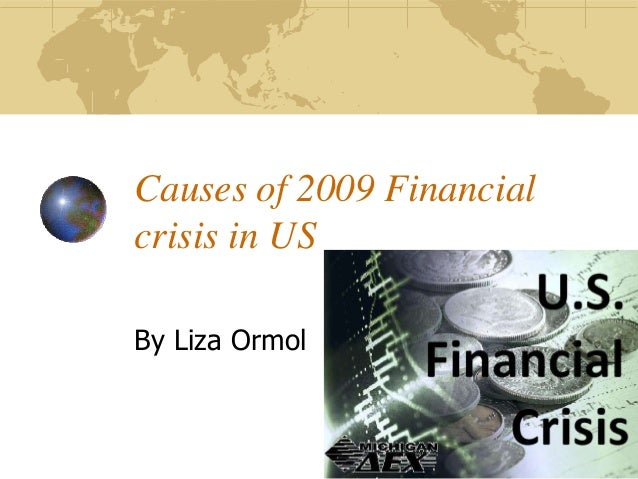 causes of the financial crisis of 1 dissenting statement of commissioner keith hennessey, commissioner douglas holtz-eakin and vice chairman bill thomas causes of the financial and economic crisis.