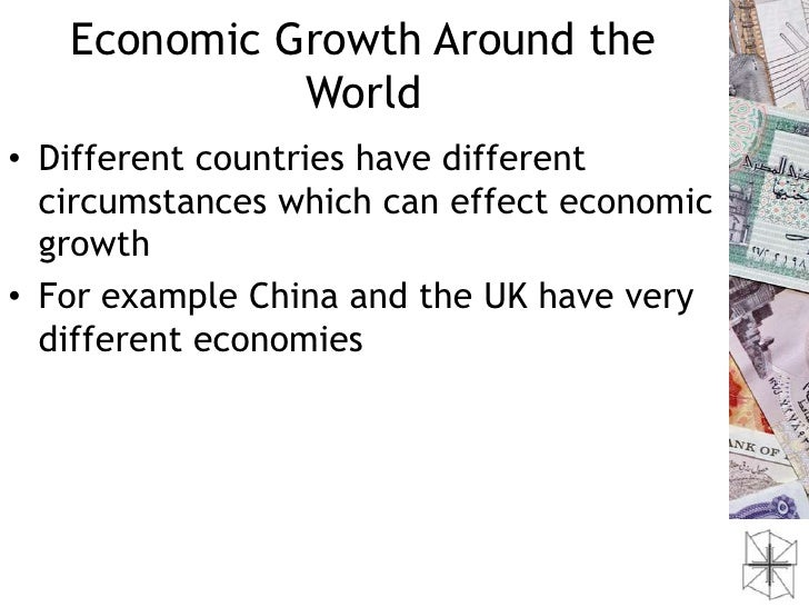 causes economic growth essay Slow economic growth can be caused by a lack of confidence in the economy, declining housing prices, a government spending more.