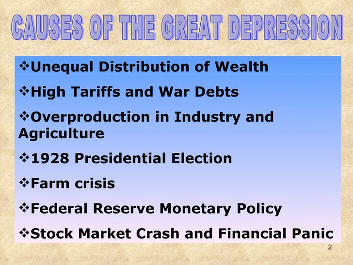 history of the great depression causes and the creation of the federal reserve One might expect the great depression to have induced great skepticism about the economic  a history of the federal reserve  great depression (causes of.