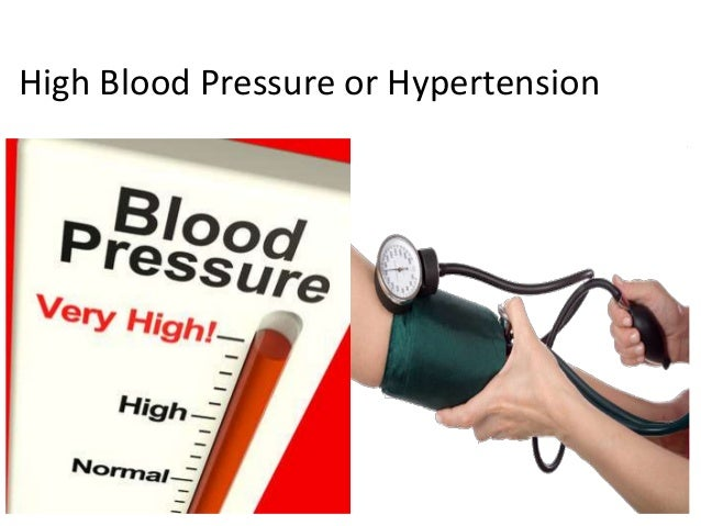 hypertension blood pressure and br High blood pressure or hypertension is a condition in which pressure in the blood vessels is higher than it should be blood pressure is measured as two readings, systolic and diastolic.