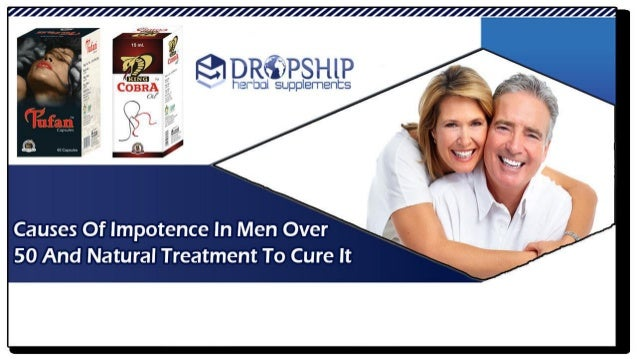 Sexual dysfunction in men over 50