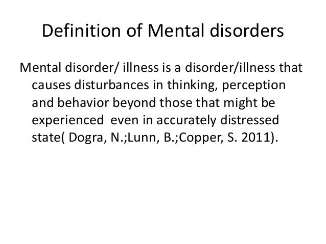 MENTAL ILLNESS DEFINITION EPUB DOWNLOAD