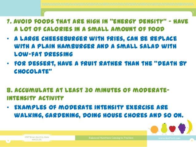 Low Food Reward Diet