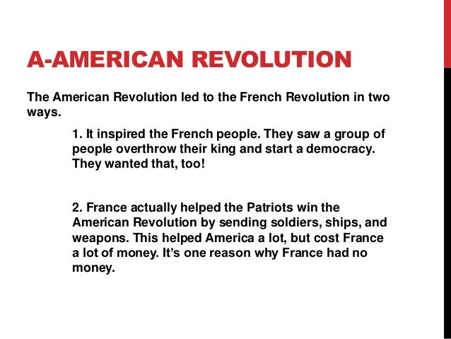 what were the 5 causes of the french revolution