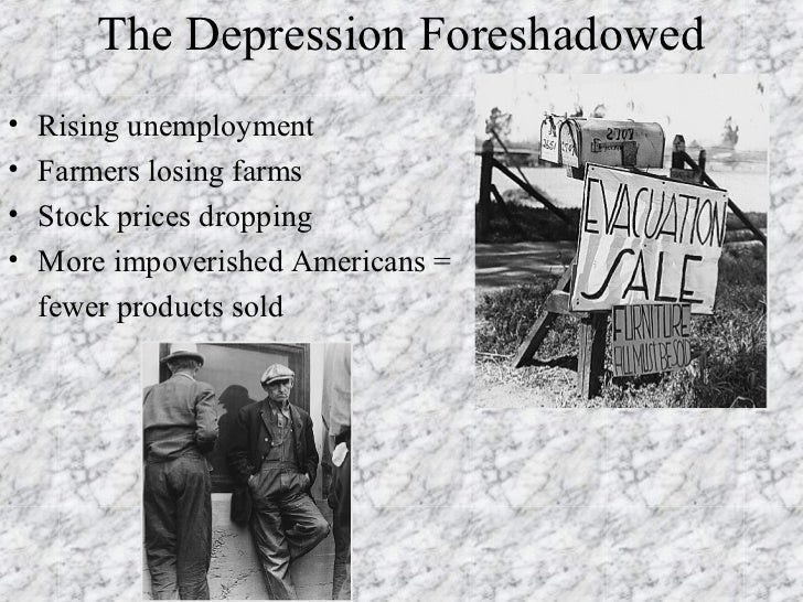 the causes of the great depression The great depression that began at the end of the 1920s was a worldwide phenomenon by 1928, germany, brazil, and the economies of southeast asia were depressed by early 1929, the economies of poland, argentina, and canada were contracting, and the us economy followed in the middle of 1929.