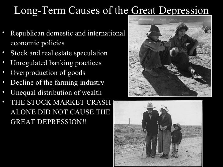a report of the great depression The works progress administration (wpa renamed in 1939 as the work projects administration) was the largest and most ambitious american new deal agency, employing millions of people (mostly unskilled men) to carry out public works projects, including the construction of public buildings and roads.