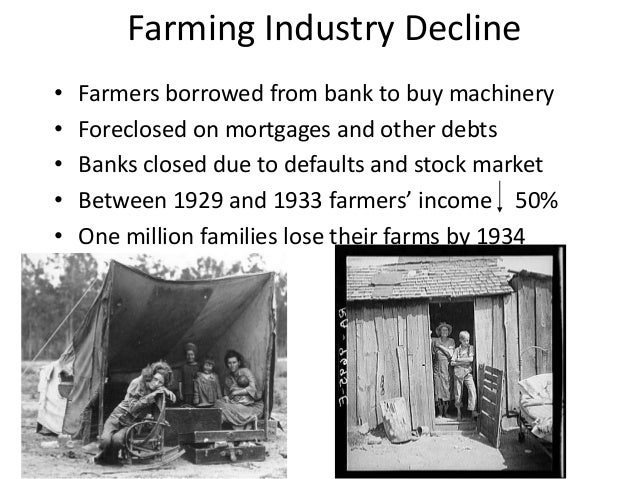 Causes of The Great Depression [slideshow]