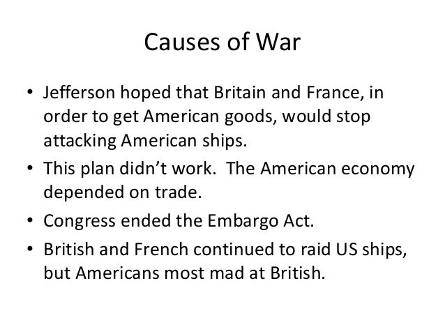 what causes wars ]the following article on causes of ww1 is an excerpt from hw crocker iii's the yanks are coming a military history of the united states in world war i it is available for order now from amazon and barnes & noble the first world war began in august 1914 it was directly triggered by the .