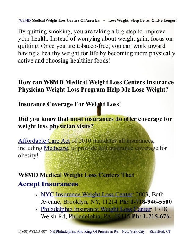 Do Physicians Weight Loss Centers Work - deluxenews