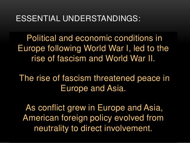 4 indirect causes of world war Test your understanding of what caused world war i.