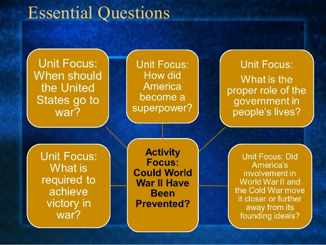 identify and describe two causes that led to the cold war The causes of the vietnam war  the multiple starting dates for the war complicate efforts to describe the causes of us  a cold war measure deemed essential.