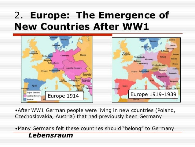 Causes of wwii presentation