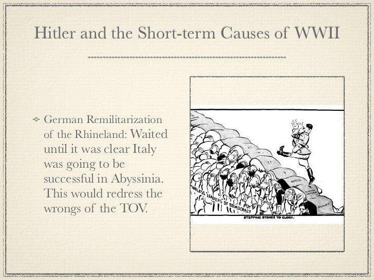 The Causes Of Wwii Essay Questions - image 3