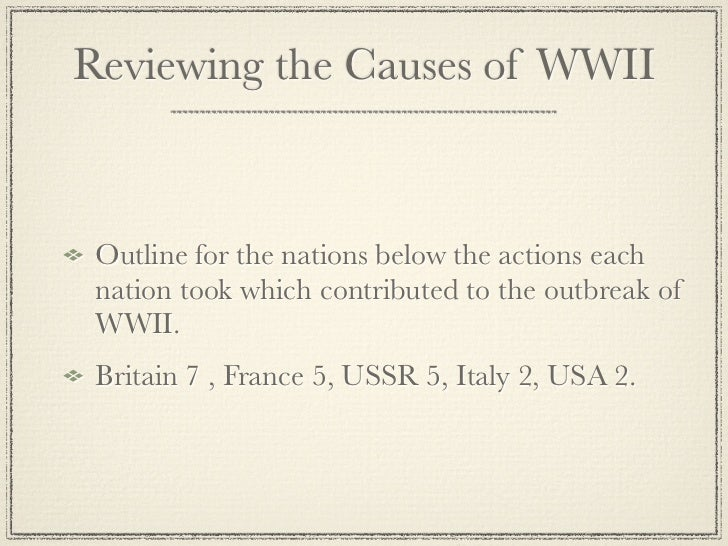 to what extent was hitler responsible for the outbreak of the second world war in 1939? essay Year 10 argumentative essay on hitler's responsibility for the second world war it is around a b to a grade quality the essay argues that hitler was partially responsible for the outbreak of the conflict.