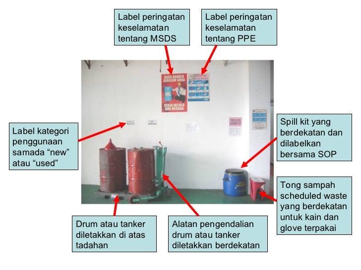 Caustic Storage