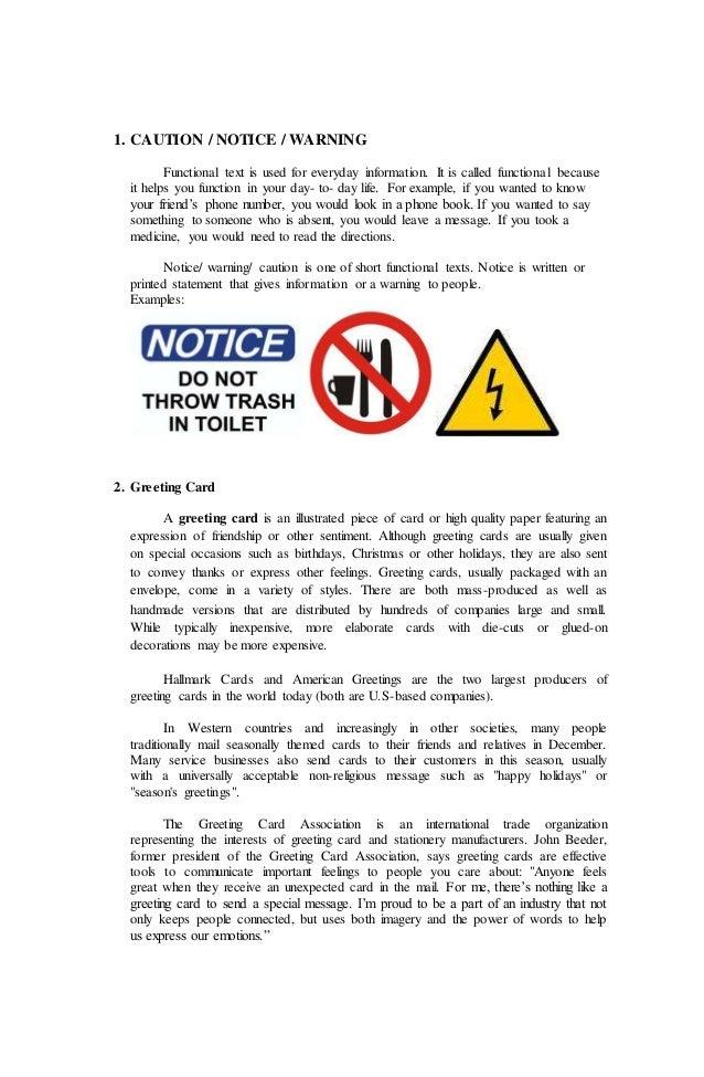 Caution m4hsunfo