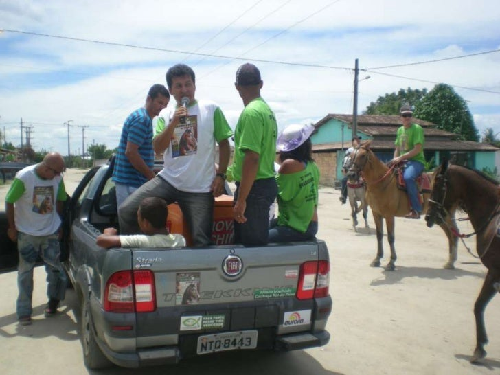 3° Encontro de Cavleiros e amigos de Vera Cruz