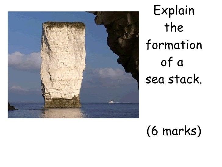 Cave etc exam qQ Wave Formation