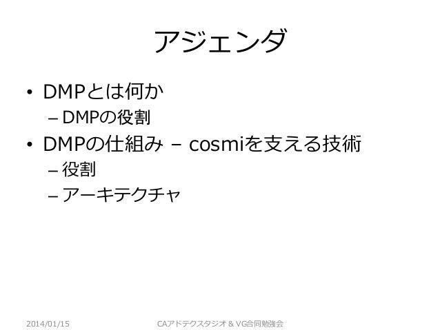 DMPの仕組み Slide 3