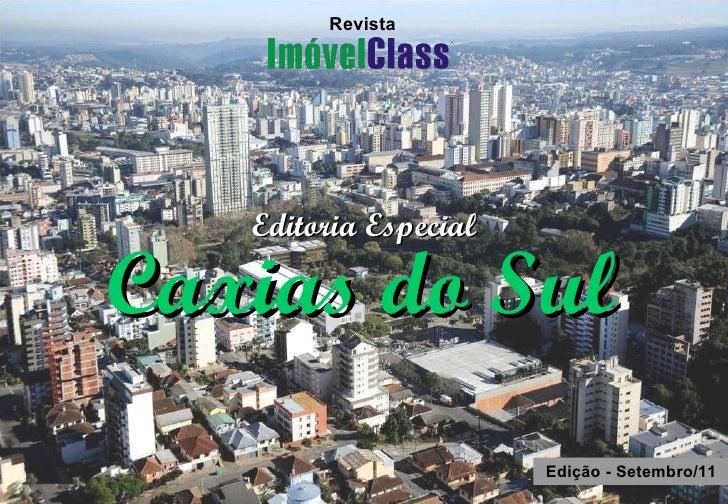 Caxias   do Sul Edição - Setembro/11 Revista Editoria Especial