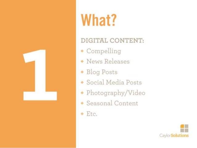 Importance of Editorial Calendar in Digital Marketing Slide 2