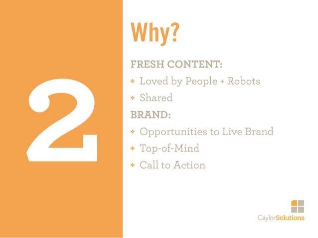 Importance of Editorial Calendar in Digital Marketing Slide 3