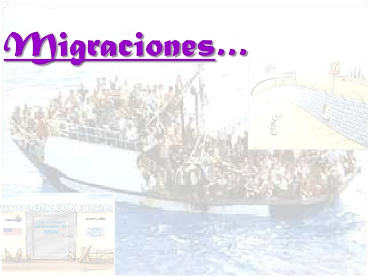 Migraciones…