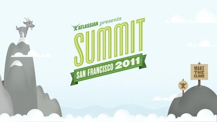 FishEye's Commit GraphVisualise Your Code Repository Seb Ruiz FishEye/Crucible Team Lead, Atlassian                       ...