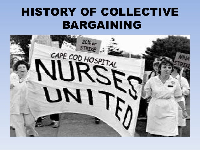 COLLECTIVE BARGAINING HISTORY DOWNLOAD