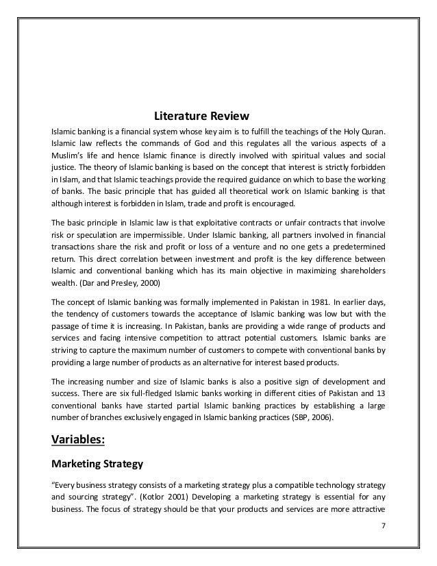 literature review on customer satisfaction in banks