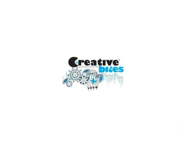 Creative Bites is an  association of dynamic,  innovative and creative  people serving in the advertising industry Since 2...