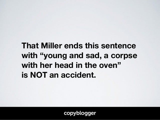 how to write a good sentence structure