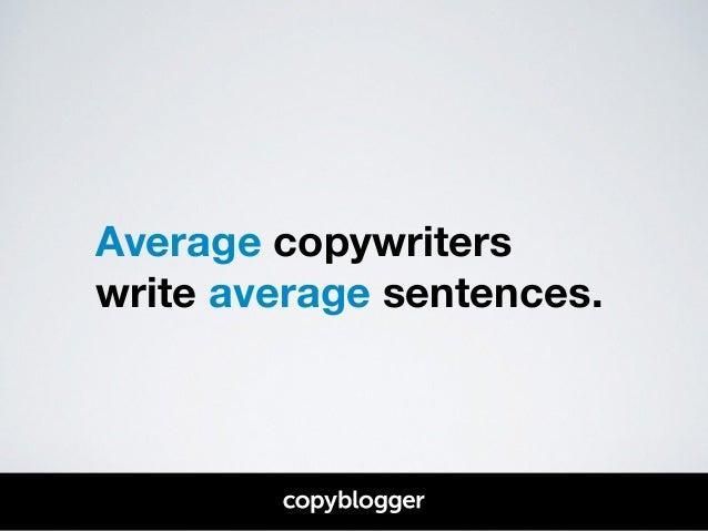 5 Ways to Write a Damn Good Sentence Slide 2