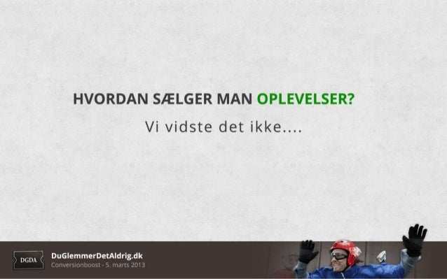 Lasse Kjær - Conversionboost Slide 3
