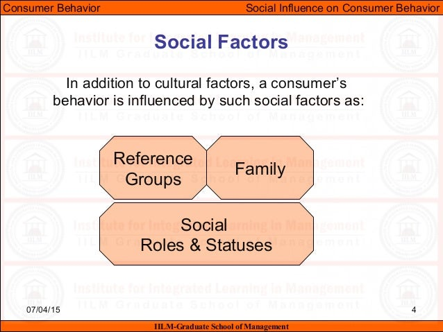 social influence factors cialdini Influence: the psychology of persuasion chapter 4: social proof cialdini opens this chapter--with the general theme of social pressures that encourage us to.