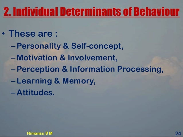 key concepts as determinants of interpersonal behavior and impact on inter personal relationship Interpersonal relationships: definition & theories impact on interpersonal relationships explain what an interpersonal relationship is and give examples.