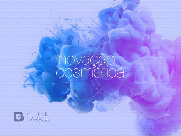 inovação cosmética