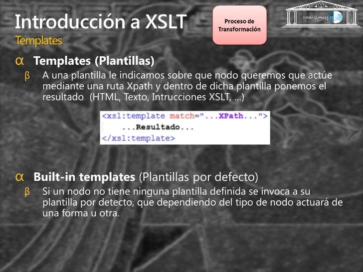 XSLT y sus posibilidades en SharePoint 2010