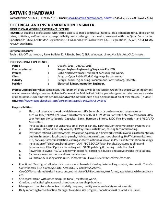 satwik resume