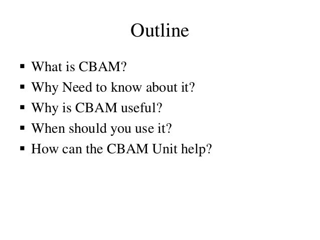 Cost Benefit Analysis Method Slide 2