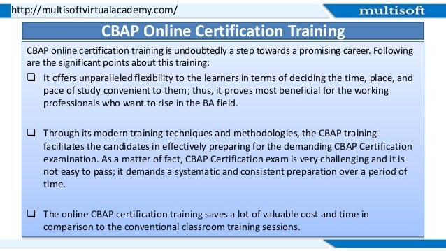cbap® online certification training | cbap online training | cbap tra…