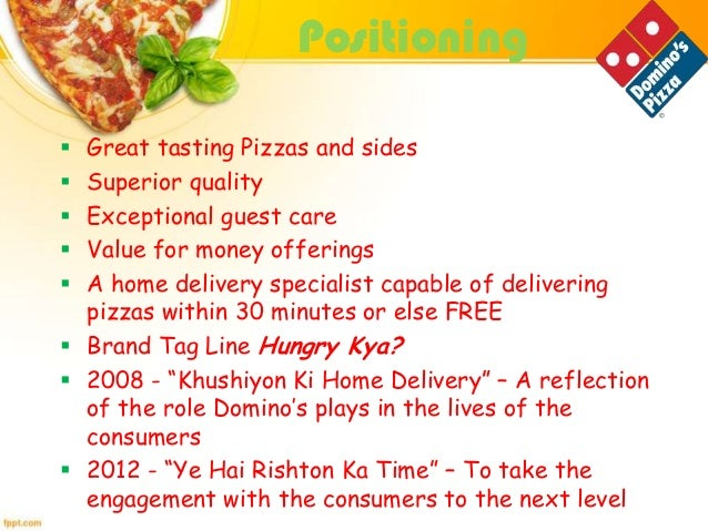 comparative study of marketing strategirs of dominos and pizza hut With domino's almost taking away the market share of pizza's from pizza hut, non veg pizzas are in fact a cash cow for domino's (at least in india) because veg pizza's have a lot of local competition but there is very less competition for non veg pizzas.