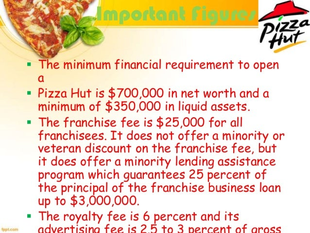 comparitive study dominos and pizza hut