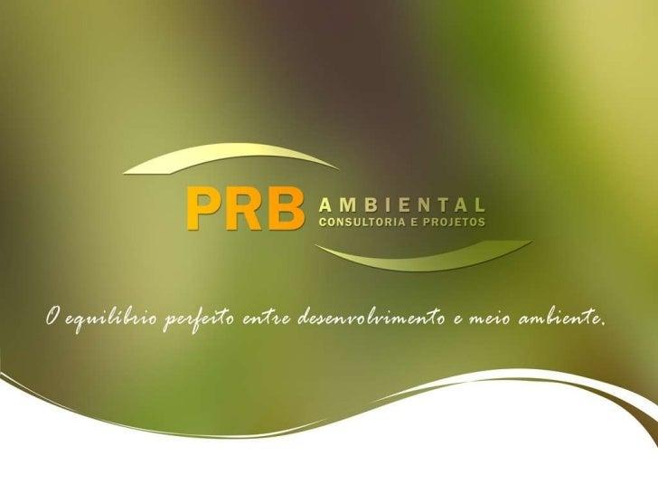 ARBORIZAÇÃO URBANA NO BRASIL              Ricardo Magno   ricardo.magno@prbambiental.com.br