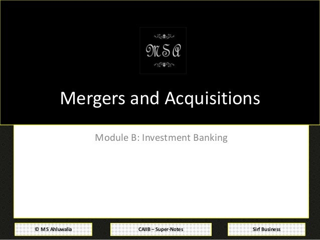 bank mergers and acquisitions search