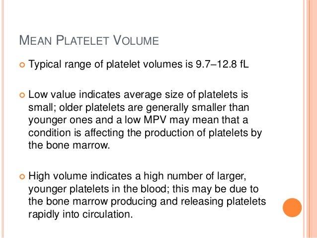 Mean platelet volume pdf converter